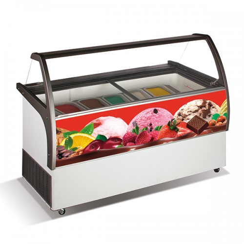 Venus Ice Cream Display 454L