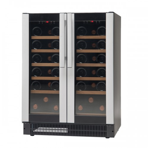 Under Counter Double Door Wine Cabinet (38 BTL)