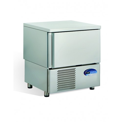Blast Chiller/Freezer Stainless Steel 16kg/10kg