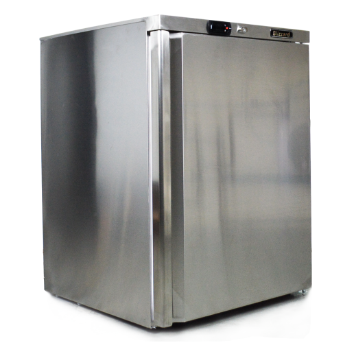 Under Counter Stainless Steel Refrigerator 145L