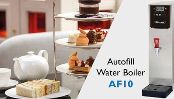 Blizzard presents a new autofill water boiler to the market