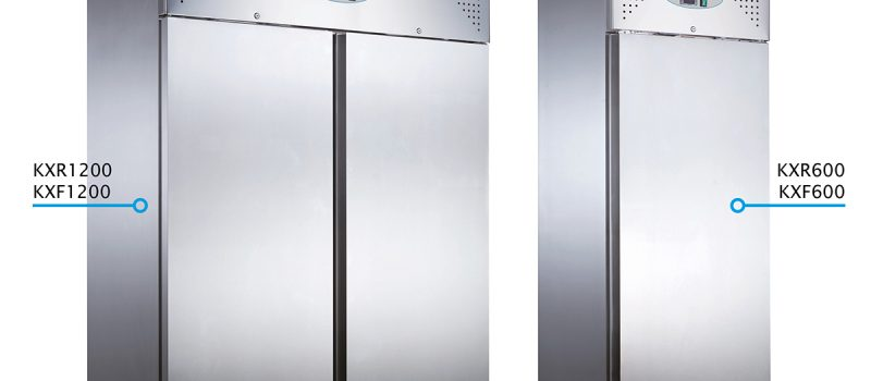 The best value ventilated 2/1 gastronorm refrigeration on the market by Koldbox